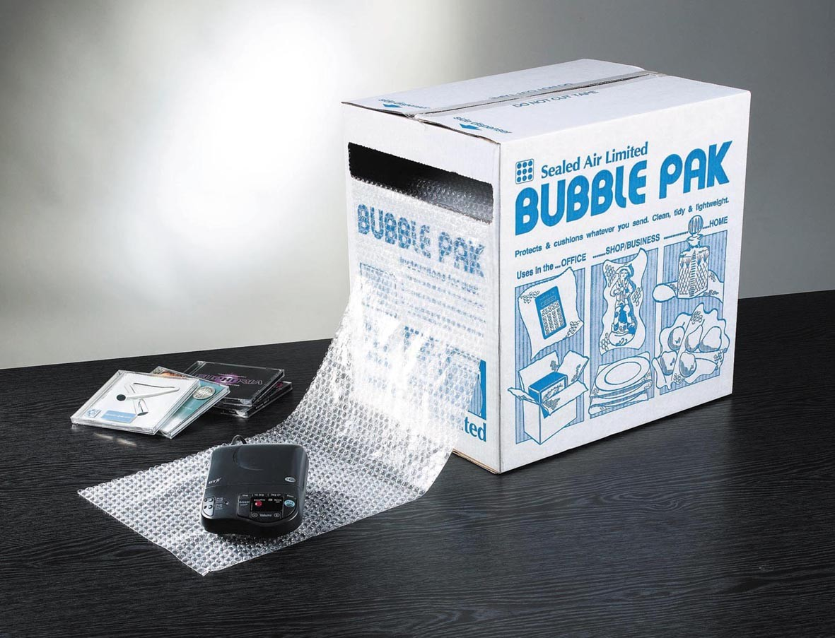 film bulles bubblepak